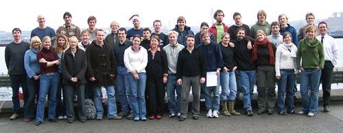 RVSH FÜL 2005: Die Teilnehmer