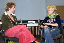 RVSH FÜL 2005: Kommunikation mit Birte Hoffmann