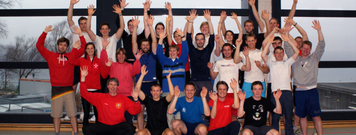 Die neuen Trainer B des Deutschen Ruderverbands 2011