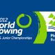 Weltmeisterschaften und Junioren-Weltmeisterschaften 2012