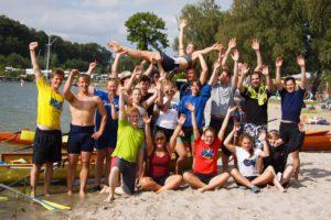 Wochenendzeltlager am Plöner See