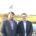 Neuer und ehem. Vorsitzende der Schleswig-Holsteinischen Ruderjugend Malte Glomp und Steffen Schweiger