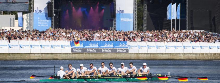17. Schleswig-Holstein Netz Cup | Rendsburg am Nord-Ostsee-Kanal | 13. bis 15. Oktober 2017