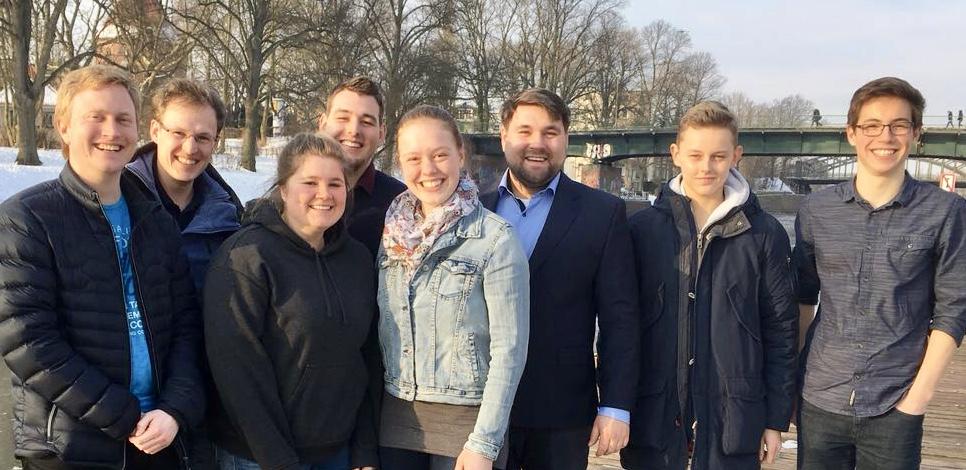 Schleswig-Holsteinische Ruderjugend - Vorstand 2018