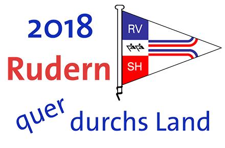 Rudern quer durchs Land 2018