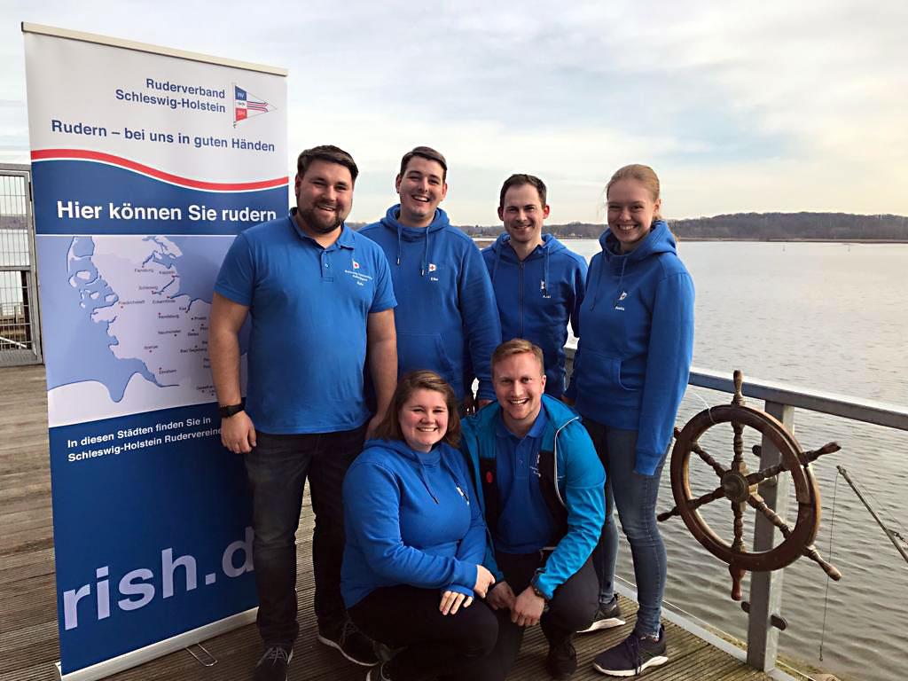 Schleswig-Holsteinische Ruderjugend: Vorstand 2019