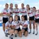 EM 2020 in Polen: Silber für den Frauen-Achter mit Larina Hillemann (r.) Foto: DRV/Seyb