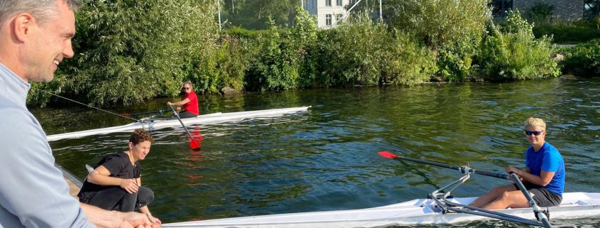 Qualifikation Wassersport Rudern