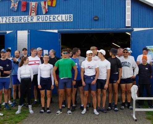 Der Tag des Sports beim Ratzeburger Ruderclub